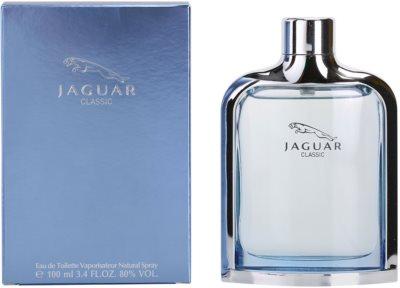 Jaguar Classic Eau de Toilette pentru barbati