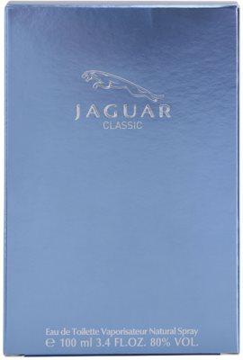 Jaguar Classic Eau de Toilette für Herren 5