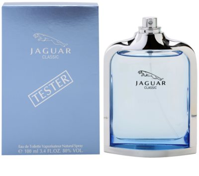 Jaguar Classic eau de toilette teszter férfiaknak 1