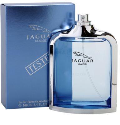 Jaguar Classic eau de toilette teszter férfiaknak 2