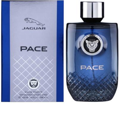 Jaguar Pace Eau de Toilette pentru barbati