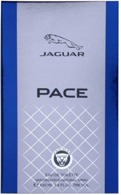 Jaguar Pace Eau de Toilette für Herren 1