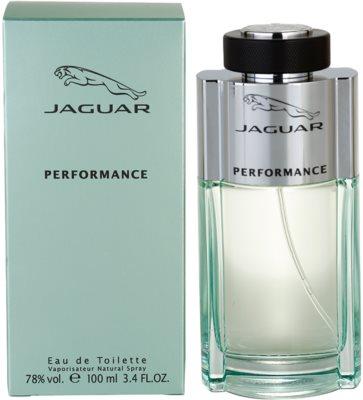 Jaguar Performance eau de toilette para hombre