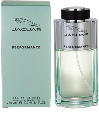 Jaguar Performance Eau de Toilette pentru barbati