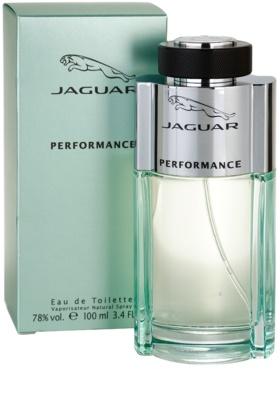Jaguar Performance Eau de Toilette pentru barbati 1