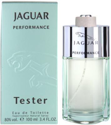 Jaguar Performance woda toaletowa tester dla mężczyzn 1