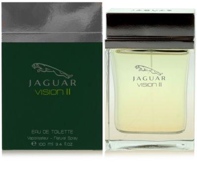 Jaguar Vision II eau de toilette férfiaknak