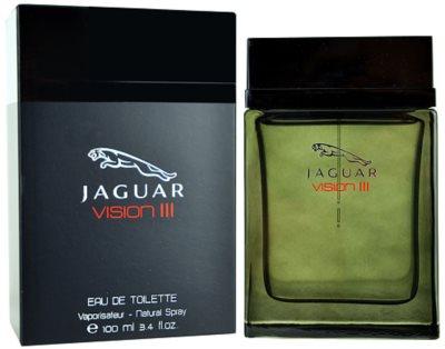 Jaguar Vision III eau de toilette férfiaknak