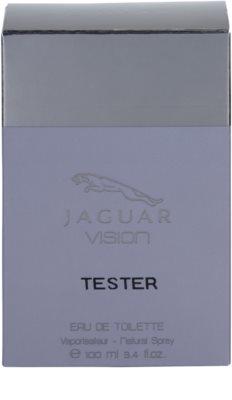 Jaguar Vision eau de toilette teszter férfiaknak 2