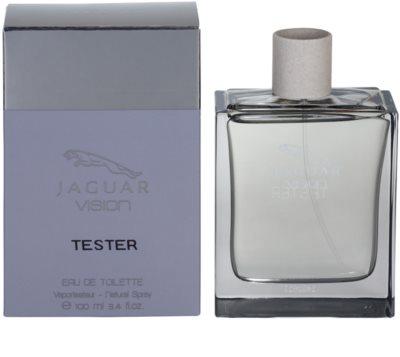 Jaguar Vision eau de toilette teszter férfiaknak 1
