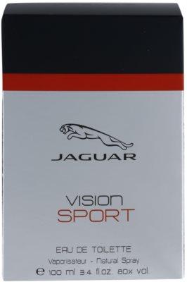 Jaguar Vision Sport Eau de Toilette für Herren 4