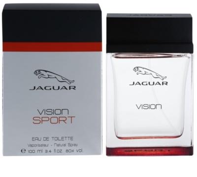 Jaguar Vision Sport Eau de Toilette für Herren