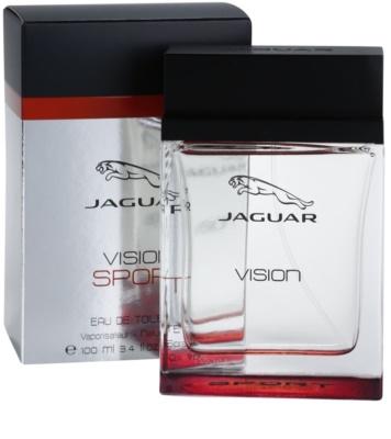 Jaguar Vision Sport Eau de Toilette für Herren 1