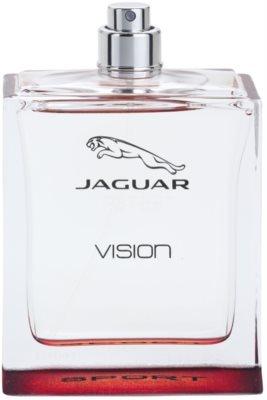 Jaguar Vision Sport eau de toilette teszter férfiaknak