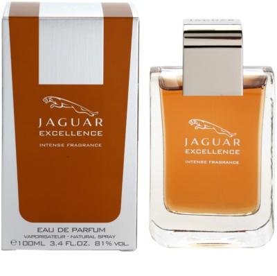 Jaguar Excellence Intense Eau de Parfum para homens