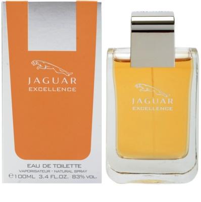 Jaguar Excellence woda toaletowa dla mężczyzn