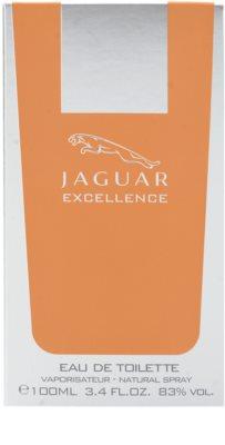 Jaguar Excellence Eau de Toilette für Herren 4