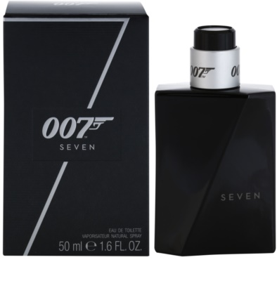 James Bond 007 Seven Eau de Toilette for Men