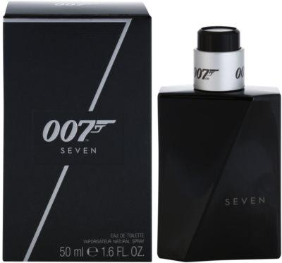 James Bond 007 Seven Eau de Toilette para homens