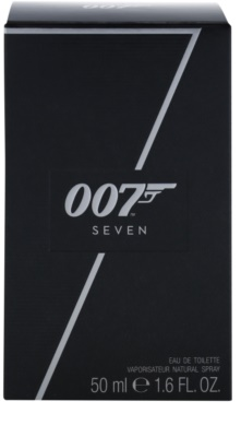 James Bond 007 Seven Eau de Toilette for Men 4