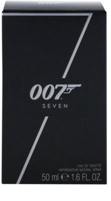 James Bond 007 Seven toaletna voda za moške 4