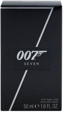 James Bond 007 Seven loción after shave para hombre 4