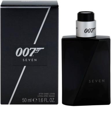James Bond 007 Seven loción after shave para hombre