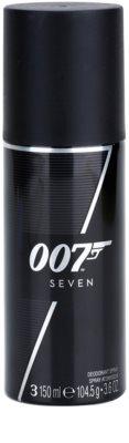 James Bond 007 Seven Deo-Spray für Herren
