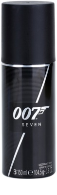 James Bond 007 Seven deodorant Spray para homens