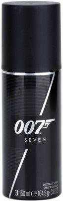 James Bond 007 Seven deospray pentru barbati