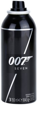James Bond 007 Seven deodorant Spray para homens 1