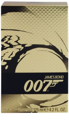 James Bond 007 Gold Edition eau de toilette férfiaknak 1