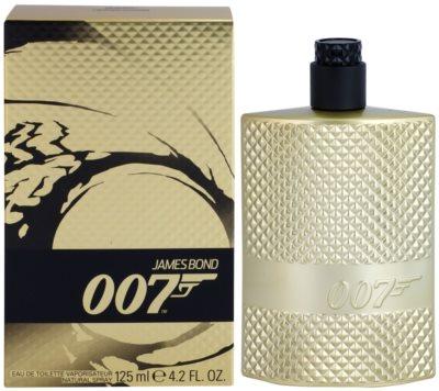 James Bond 007 Gold Edition eau de toilette para hombre
