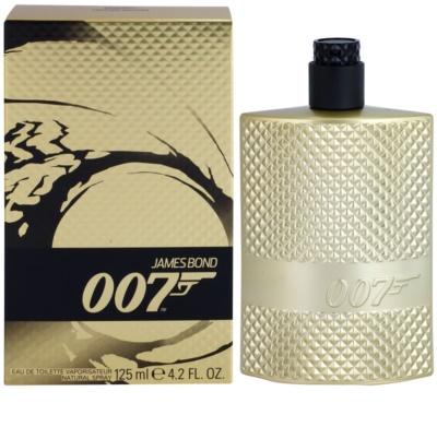 James Bond 007 Gold Edition Eau de Toilette pentru barbati