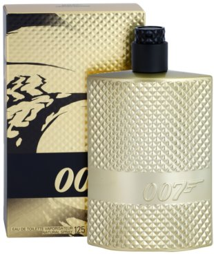 James Bond 007 Gold Edition eau de toilette férfiaknak 2