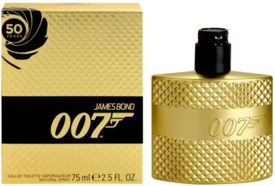 James Bond 007 James Bond 007 Limited Edition Eau de Toilette para homens