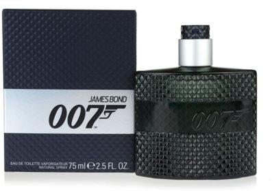 James Bond 007 James Bond 007 Eau de Toilette para homens