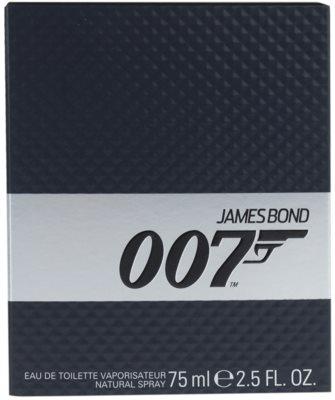 James Bond 007 James Bond 007 Eau de Toilette pentru barbati 4