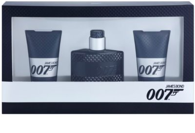 James Bond 007 James Bond 007 coffret presente