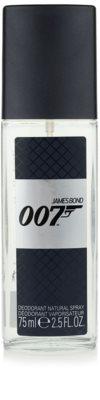 James Bond 007 James Bond 007 дезодорант з пульверизатором для чоловіків