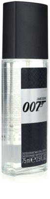 James Bond 007 James Bond 007 дезодорант з пульверизатором для чоловіків 1