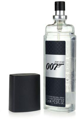 James Bond 007 James Bond 007 дезодорант з пульверизатором для чоловіків 2