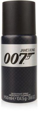 James Bond 007 James Bond 007 desodorante en spray para hombre