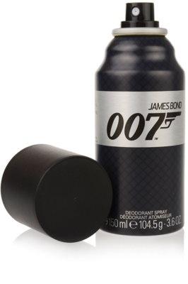 James Bond 007 James Bond 007 deodorant Spray para homens 1