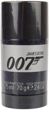 James Bond 007 James Bond 007 desodorizante em stick para homens