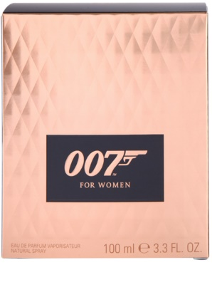 James Bond 007 James Bond 007 for Women parfumska voda za ženske 4