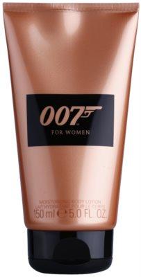 James Bond 007 James Bond 007 for Women tělové mléko pro ženy