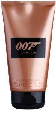 James Bond 007 James Bond 007 for Women тоалетно мляко за тяло за жени