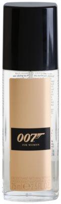 James Bond 007 James Bond 007 for Women dezodorant v razpršilu za ženske