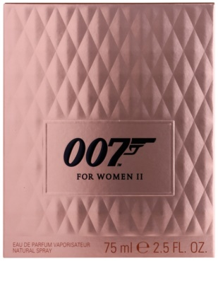 James Bond 007 James Bond 007 For Women II Eau de Parfum para mulheres 1